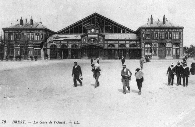 [Ports] LE VIEUX BREST - Page 2 Brest-21