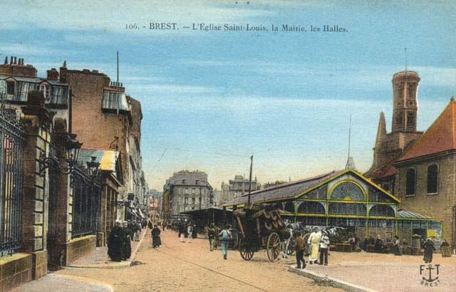 [Ports] LE VIEUX BREST Brest-22