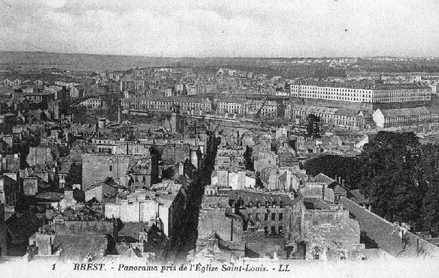 [Ports] LE VIEUX BREST Brest-24