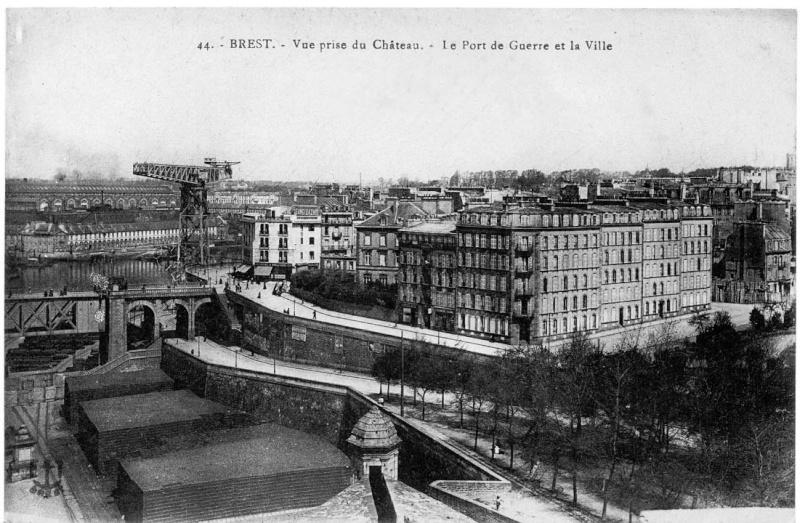 [Ports] LE VIEUX BREST Brest-26