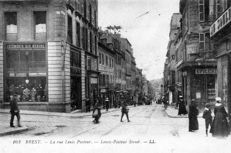 [Ports] LE VIEUX BREST Brest-27