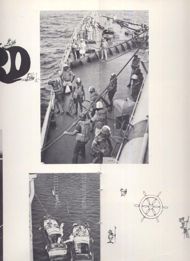 Ultime croisière de la vieille Jeanne d'Arc 1963-1964 Jeanne45