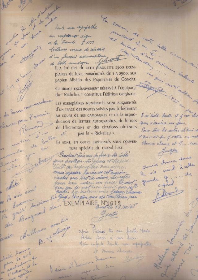 DEUX AMIS, DEUX MARINS Anciens du RICHELIEU - Page 5 Adieu111