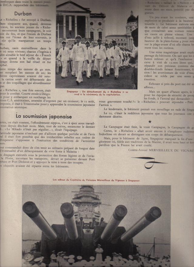 DEUX AMIS, DEUX MARINS Anciens du RICHELIEU - Page 2 Singap12