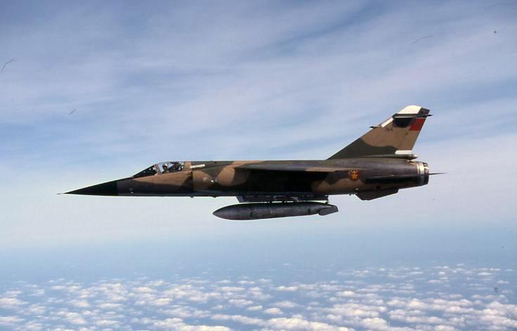 FRA: Photos Mirage F1 16410