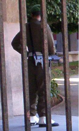 Armes d'Infanterie chez les FAR / Moroccan Small Arms Inventory Sar10