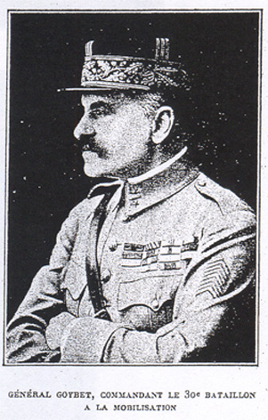 Général Mariano GOYBET Genera10