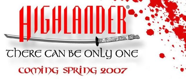 HIGHLANDER: VENGEANCE  - 2007 - Highla10