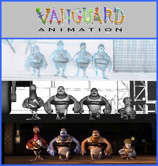 Mess Membres VANGUARD Vangua10