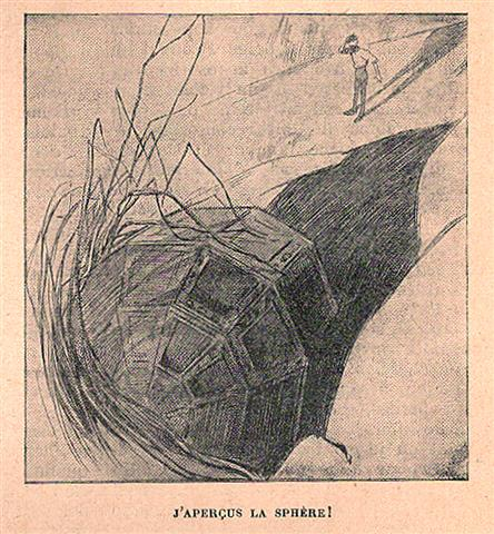 "Livre ""The first men IN the Moon"" de H.G. Wells 1932_w12"