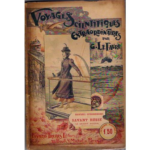 """Livres : """"Aventures extraordinaires d'un savan"""" 57700810"""