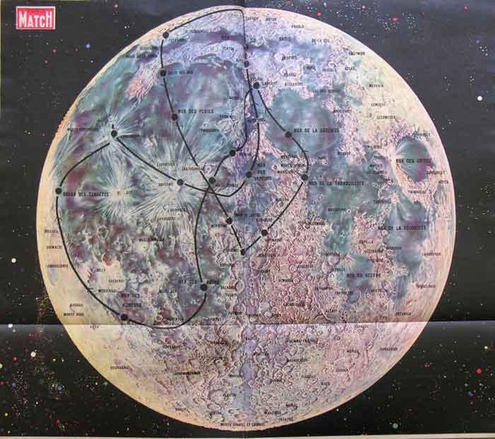 """Livres : """"First men TO the Moon"""" de Von Braun Untit128"""