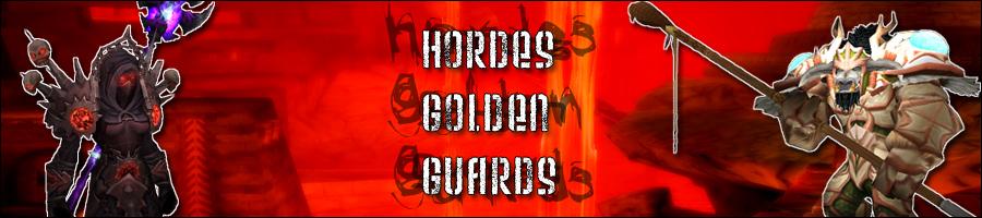 Horde's Golden Guards Forum