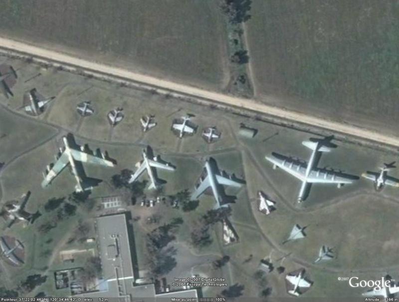 B-36, Musée de la Base aérienne de Castle, Californie, USA B3610