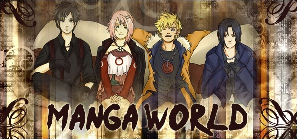 •Manga World•