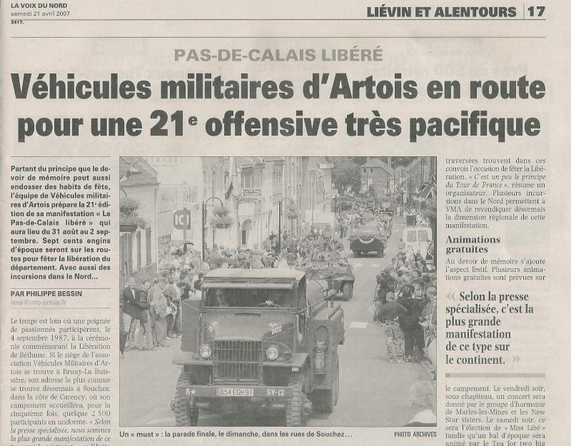Véhicules Militaires d'Artois en route pour .......... Image-12