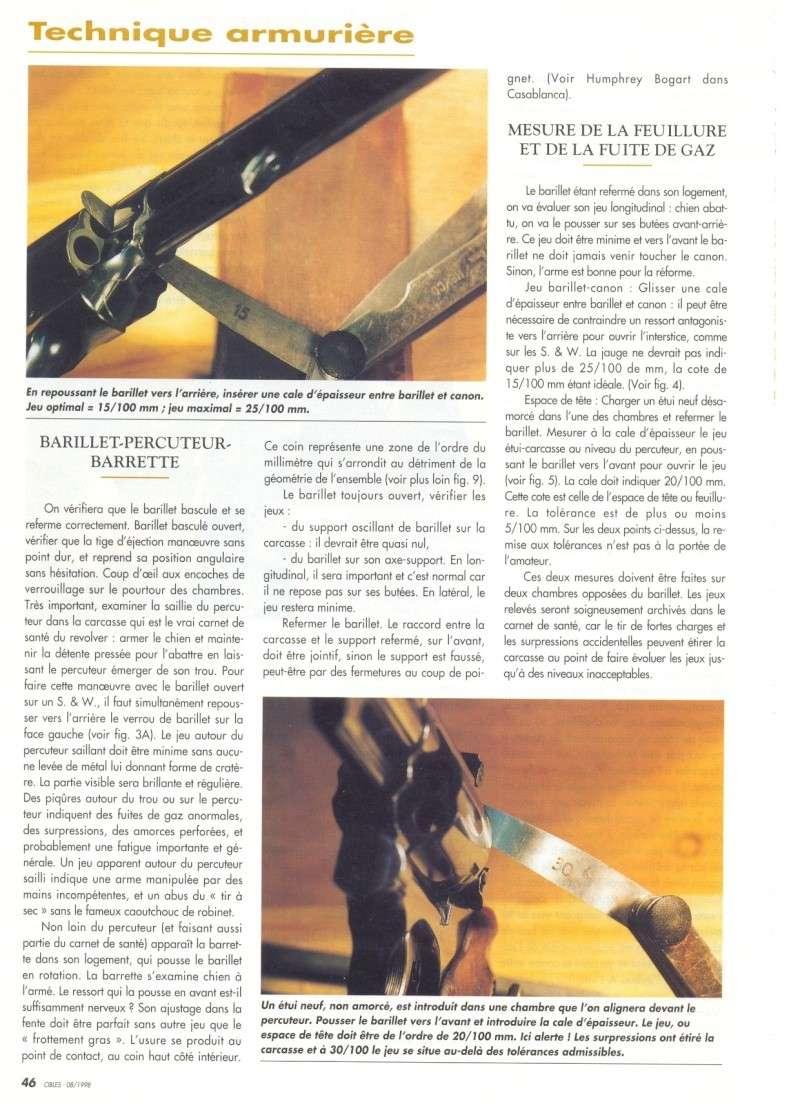 Nettoyage revolvers et autres… Revo310