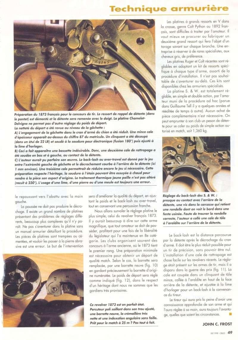 Nettoyage revolvers et autres… Revo610