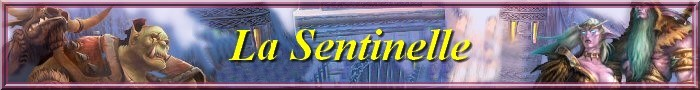 GUILDE - LA SENTINELLE -