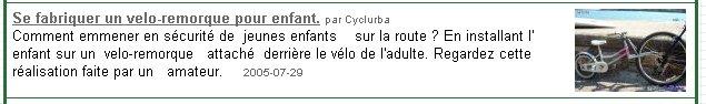 vélo articulé Cyclur10