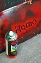 Tags et graffitis, street art, banksy... Nemo_c10