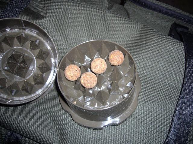 Method feeder & Stick mix P1020011