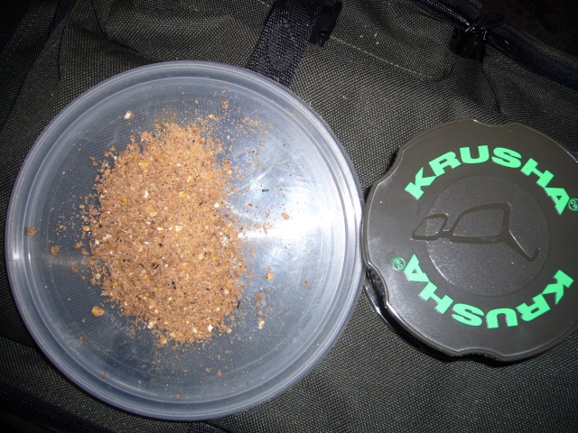 Method feeder & Stick mix P1020013