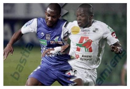 Prochain match..Amiens à Furiani Bastia12