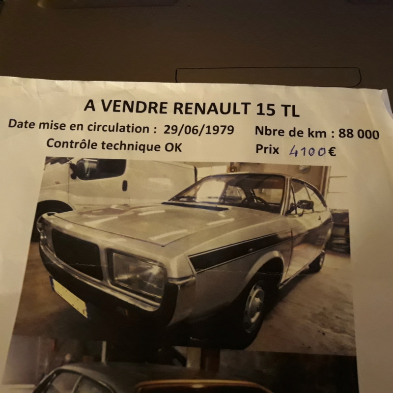 Une R15 TL phase 2 20191170