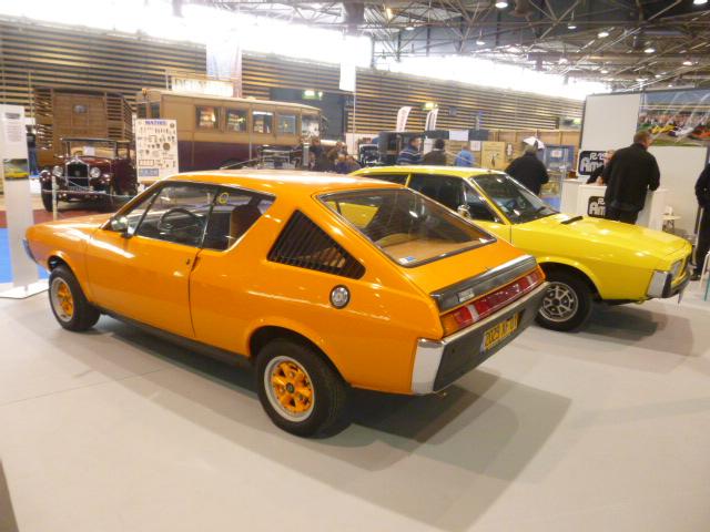 Une R17 Gordini phase 2 P1010110