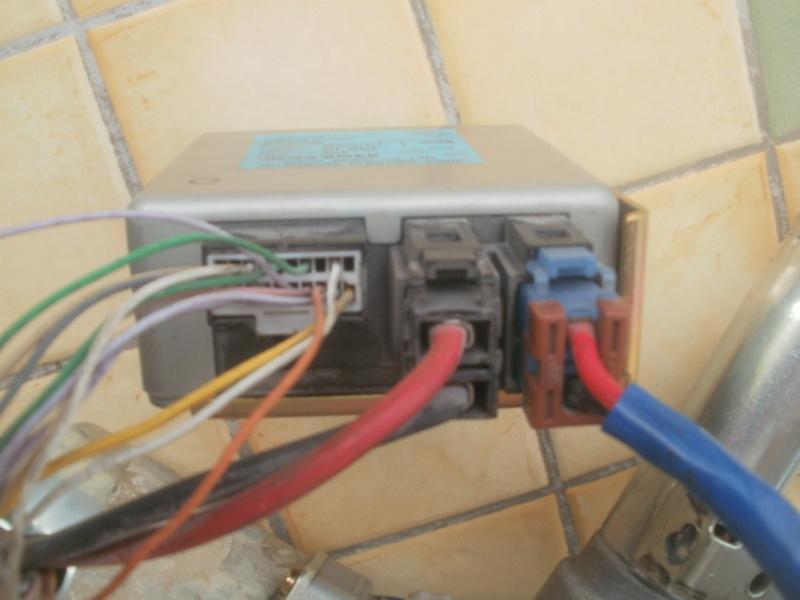 Direction Assistée Electrique (DAE) - Installation Pa060011