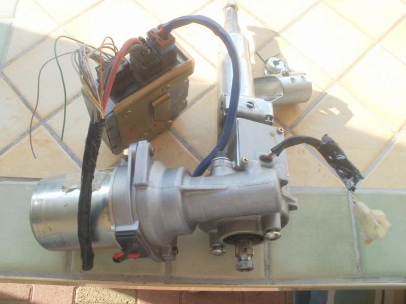 Direction Assistée Electrique (DAE) - Installation Pa060012