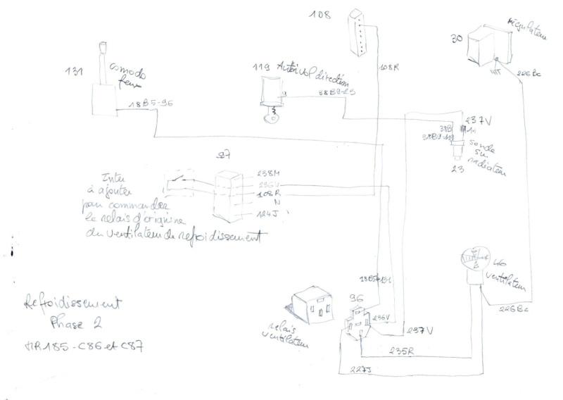 Branchement inter ventilo moteur 1318/28 Ventil14