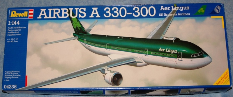 [Revell] Airbus A330 Dsc_0010