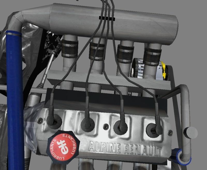 """[TERMINEE] SIMCA TURBO """"VONIC EDITION""""  reste les premiers tours de roues ! Edfef10"""
