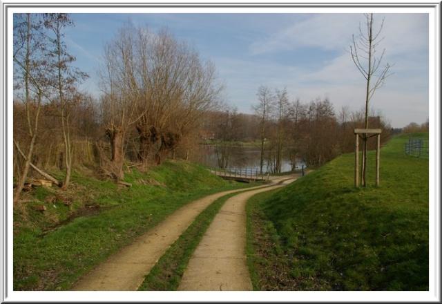 Le parc de Neerpede Anderlecht Bruxelles Sg1l1818