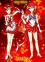 Ma fanfiction: Sailor Suite Rainbo13