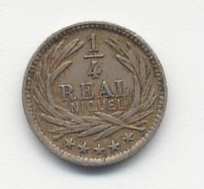Guatemala, 1/4 de real, 1901 C_a_b10