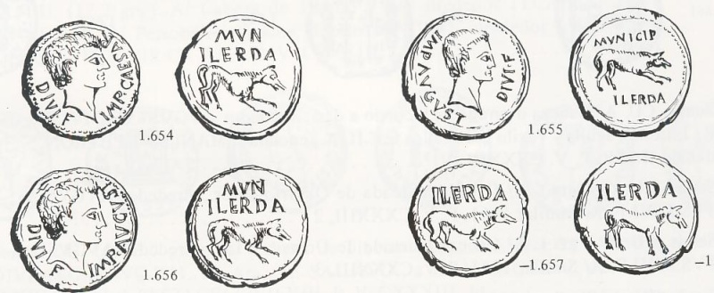 As de Ilerda (por Augusto) Ilerda10