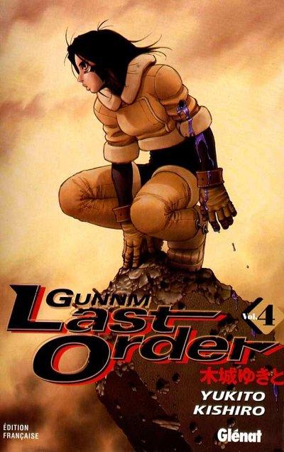 Seinen: Gunmm Last Order [Kishiro, Yukito] Gunnm_10