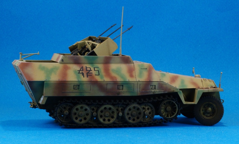 Dragon 1/35 Sdkfz 251/21 Drilling Dscn4010