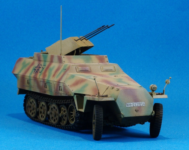 Dragon 1/35 Sdkfz 251/21 Drilling Dscn4013