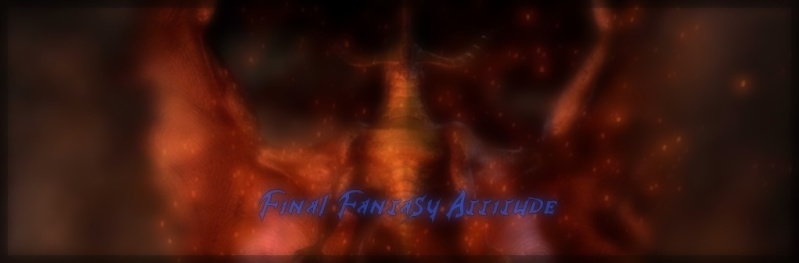 La Final Fantasy attitude