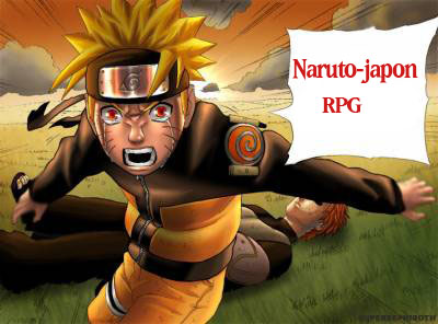Naruto-Japon RPG