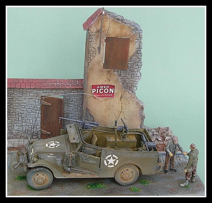 M3 A1 Scout Car + petite mise en scène Dscn0014