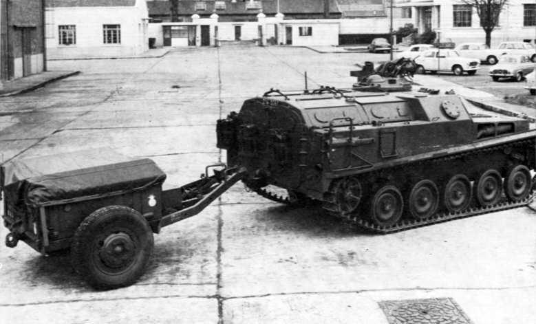 Votre service militaire ou votre vie d'engagé Amx13_10