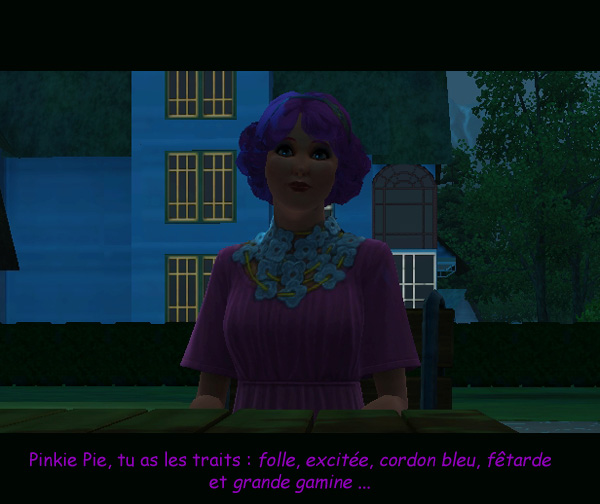 [Histoire] Friendship is magic version sims 1010
