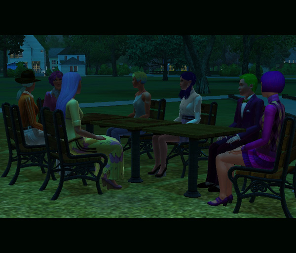 [Histoire] Friendship is magic version sims 110