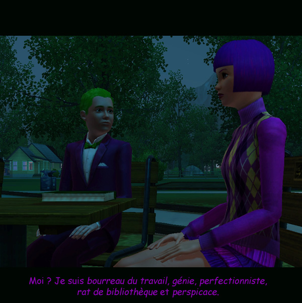 [Histoire] Friendship is magic version sims 1410