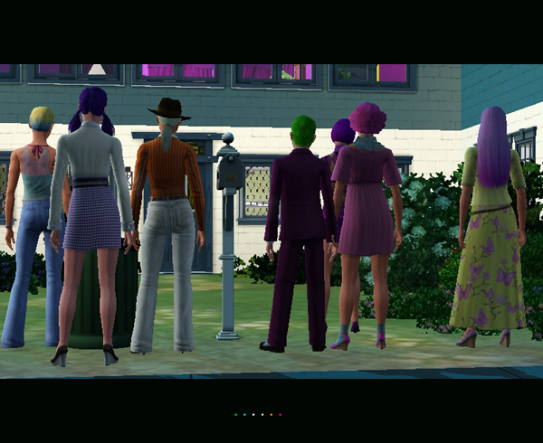 [Histoire] Friendship is magic version sims 1810